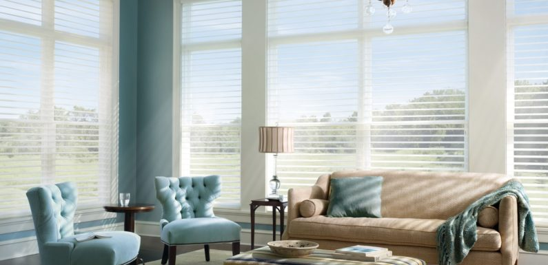 Adding Style to Any Office Using Window Shades And Blinds